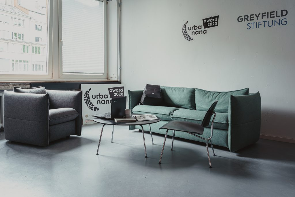 OPEN HOUSE / GREYFIELD STIFTUNG